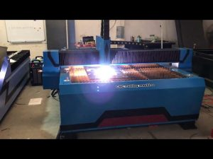 sale panas mesin pemotongan logam cnc logam / penjualan plasma pemotong