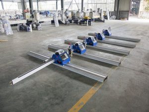 180W Mesin Pemotong Plasma CNC Portable kanggo nglereni logam sing kandel 6 - 150mm