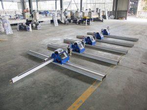 China portable 23M digawe mesin nglereni plasma cnc murah sing murah