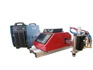 Mesin Motong Plasma Plancar Plasma Plancar otomatis Kanggo Stainless Aluminium baja