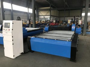 China 1325 1530 mesin suluh dhuwur obor plasma huayuan logam nglereni mesin pemotong plasma cnc