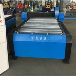 china 100a plasma nglereni mesin cnc plat 10mm