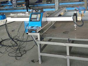 Rezeki mesin cnc plasma portable rega ekonomi Mesin Motong Logam