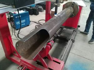 Tukang Puteri CNC Caps Tube Tube Mini Cut CNC Plasma Cut Machine