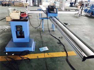 XG-300J CNC pipa profil lan mesin nglereni piring 3 sumbu