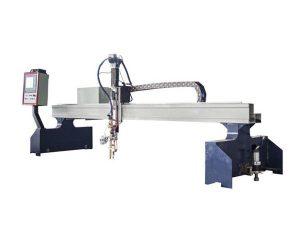 cnc plasma lan mesin nglereni nyala kanggo logam sing rata lan tabung