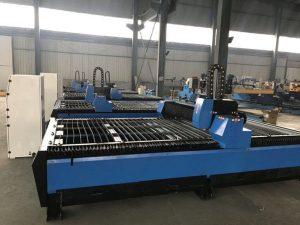 Processing mesin cilik mesin cnc plasma kanthi tliti dhuwur