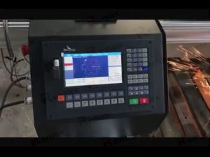 mesin nglereni flameplasma cnc portable nganggo motor servo