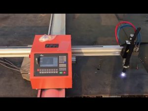mesin pemotong plasma gas cnc portable