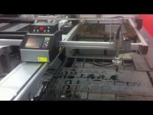 langkah pemotong plasma cnc portebel